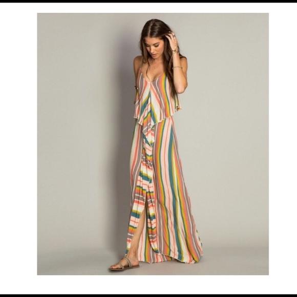 945e9e3181bc4 O'Neill Dresses | Oneill Skylar Maxi Dress | Poshmark